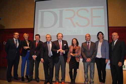 Sevilla acoge la presentación de la Asociación Española de Directivos de Responsabilidad Social, DIRSE