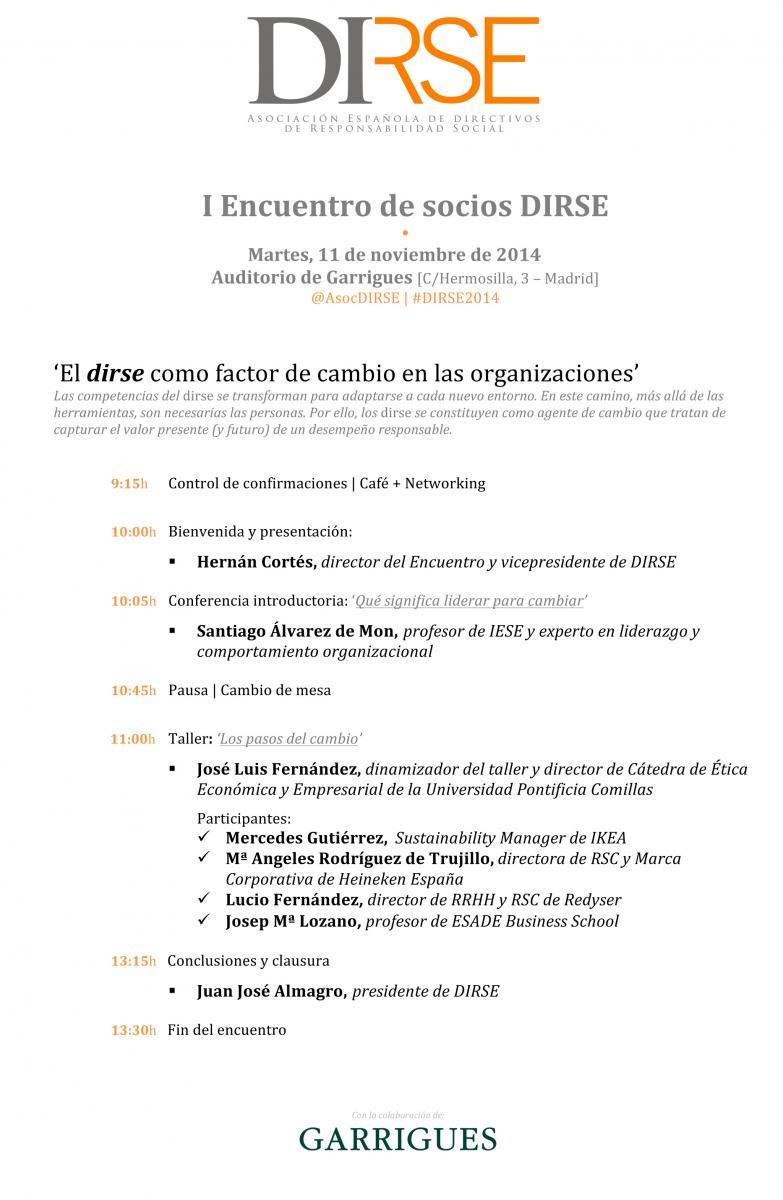 programa_i_encuentro_de_socios_dirse_11nov14