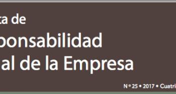 Nuevo número de la Revista de Responsabilidad Social de la Empresa