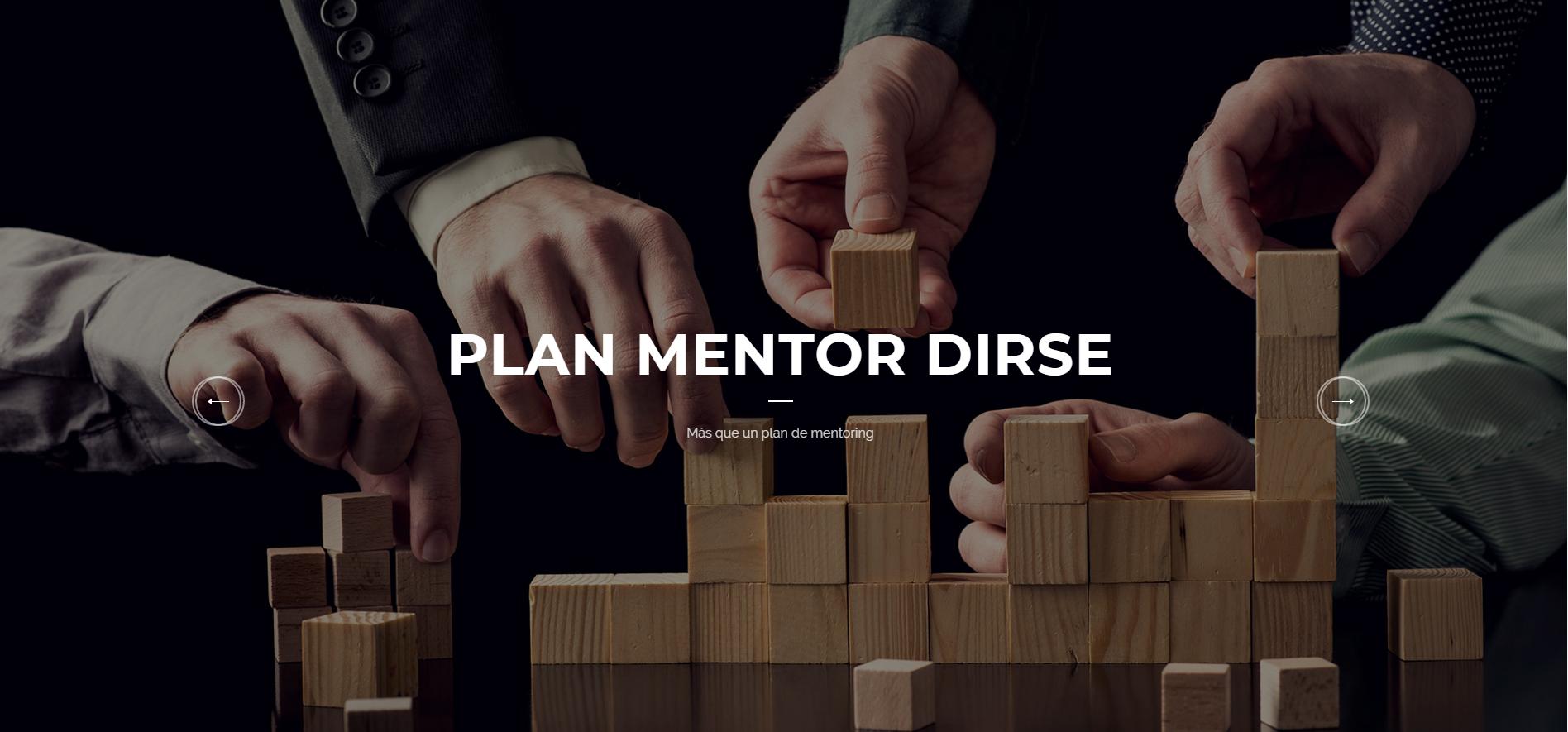 Arranca la primera edición del Plan Mentor Dirse