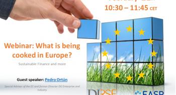 Webinar: ¿Qué se está cociendo en Europa?