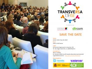 Save the date Transversa
