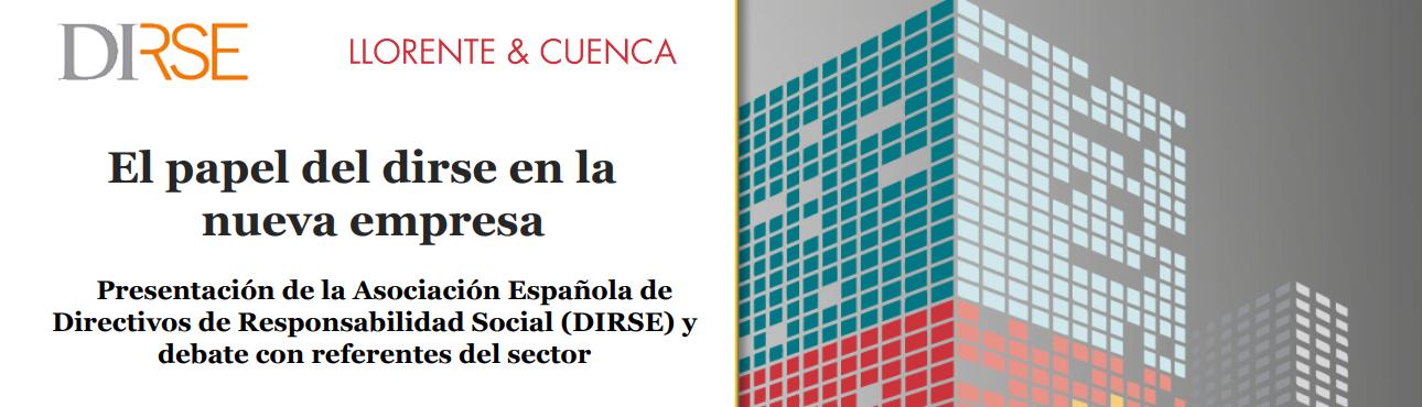 """La delegación de DIRSE en la Comunidad Valenciana se estrena con un debate sobre """"El papel del dirse en la nueva empresa"""""""