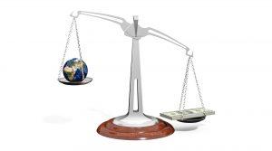 balanza sostenibilidad