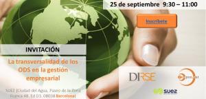 Invitación Transversalidad ODS