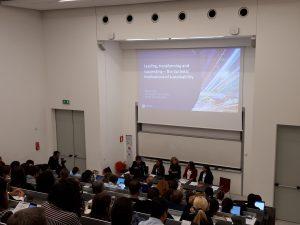 Salone della CSR e Innovazione sociale Beatriz Sanchez Guitian