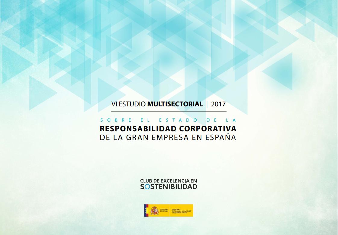 La RSC evoluciona positivamente en las grandes empresas españolas