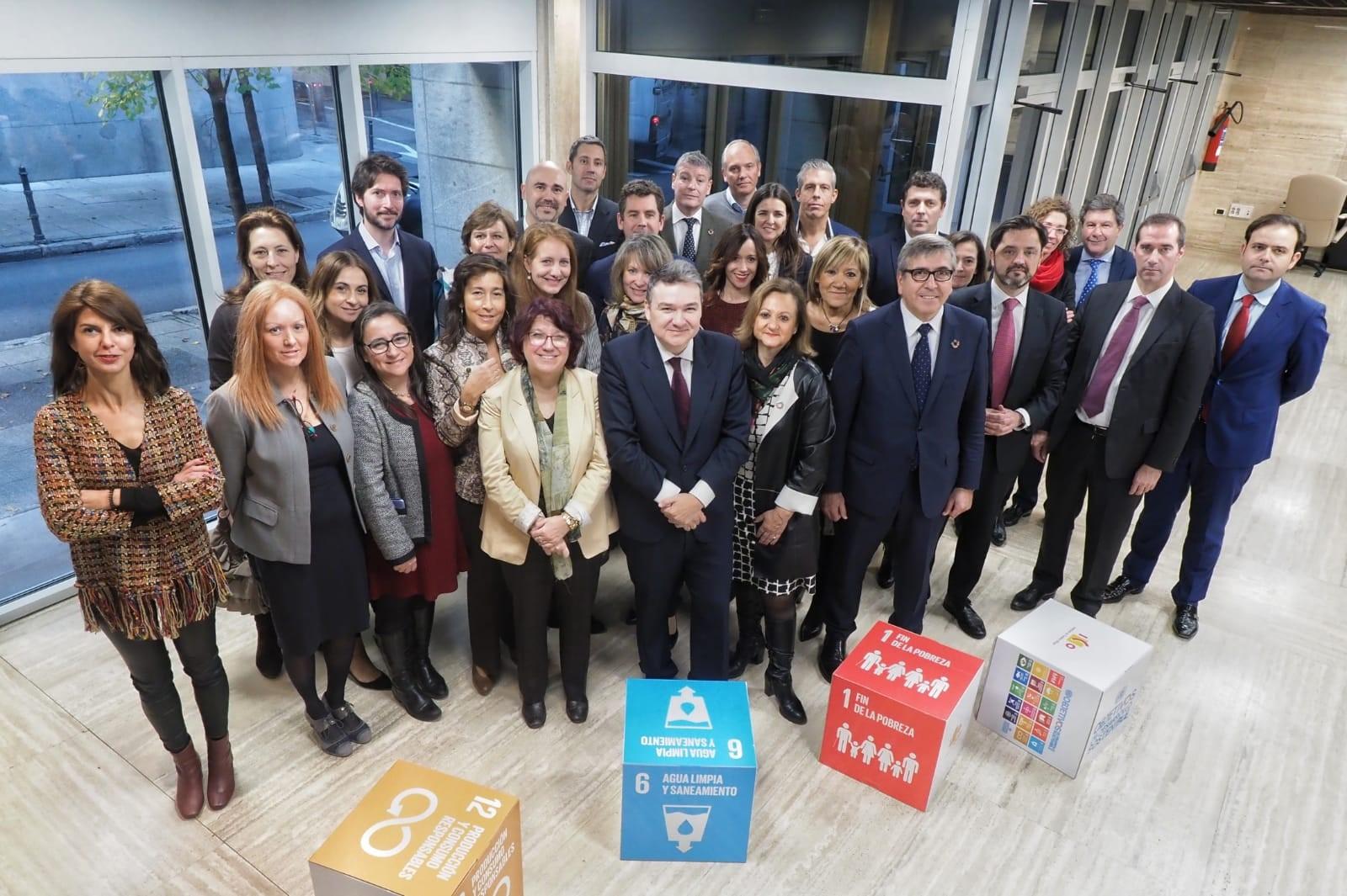 Guía para la contribución de las empresas públicas  a la Agenda 2030