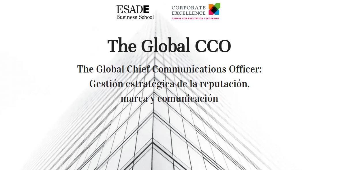 ¡Fórmate en intangibles: Global CCO!