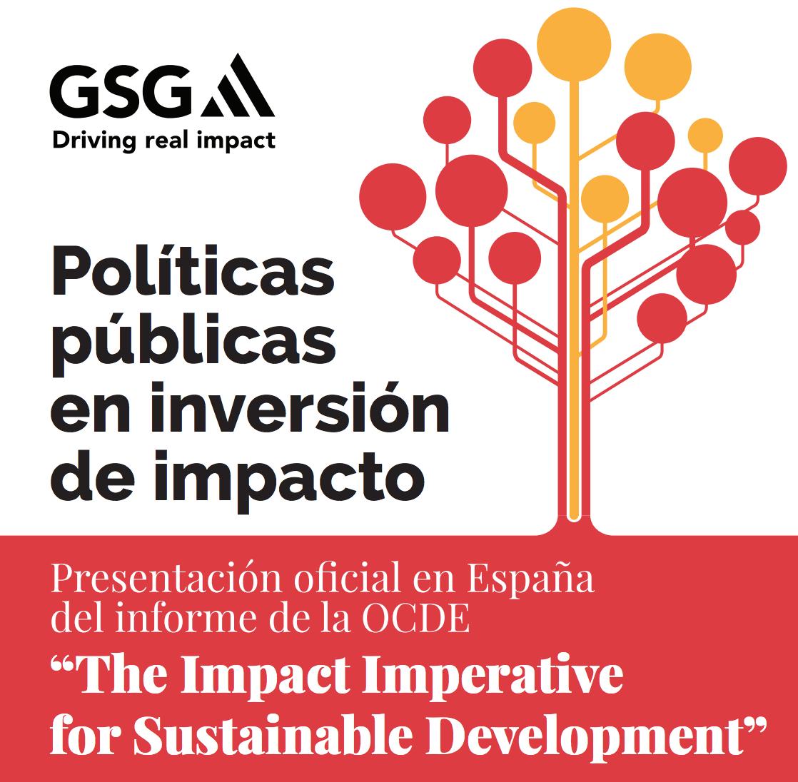 Poster presentación oficial GSG
