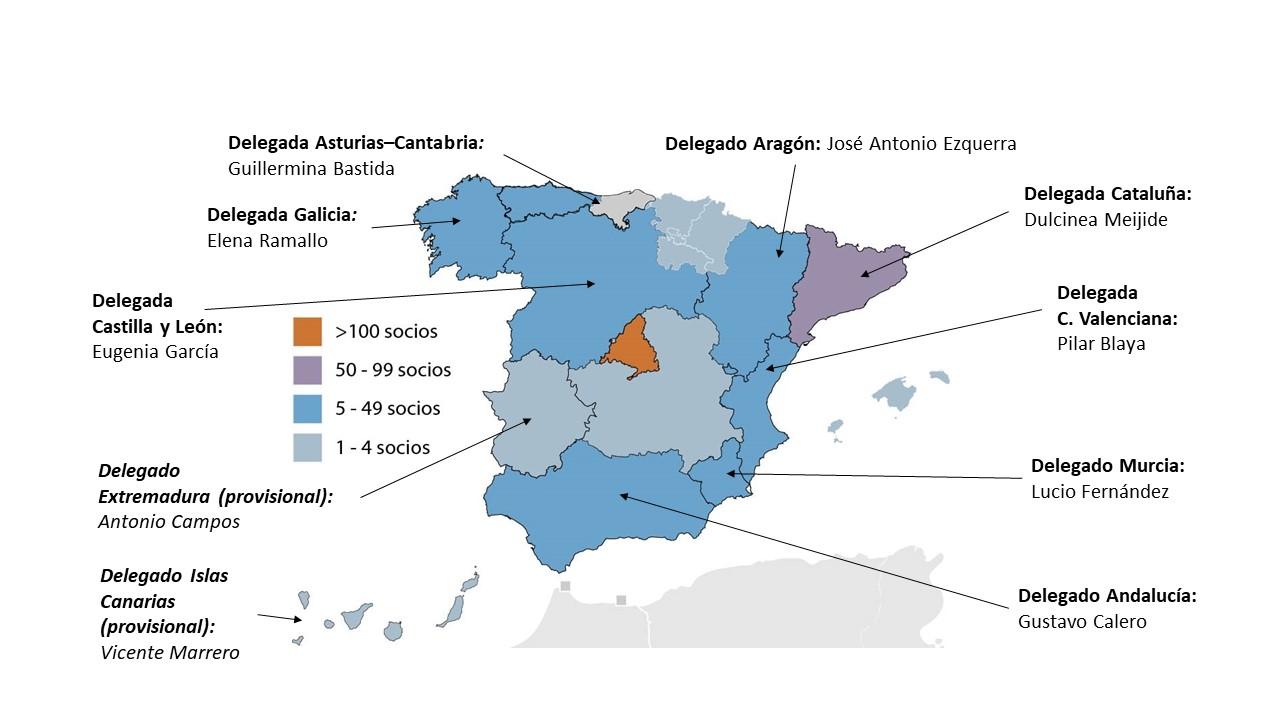 ¡Se consolidan los dirses en el noroeste de España!