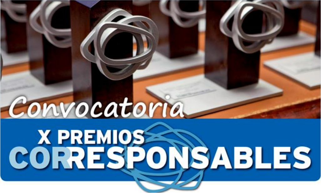 Preséntate a los X Premios Corresponsables