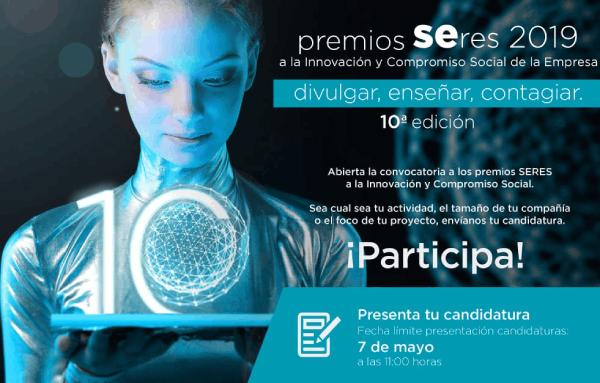Premios SERES especial 10º aniversario