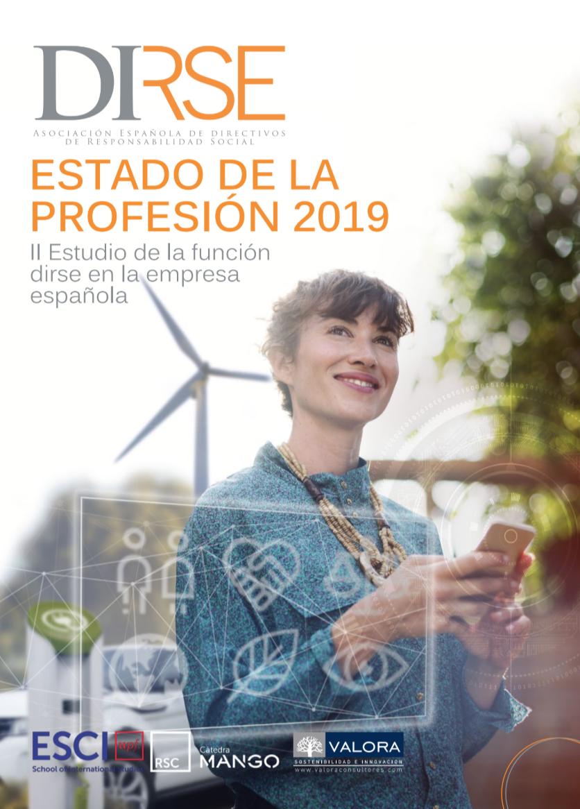 II Estudio de la función dirse en la empresa española 2019
