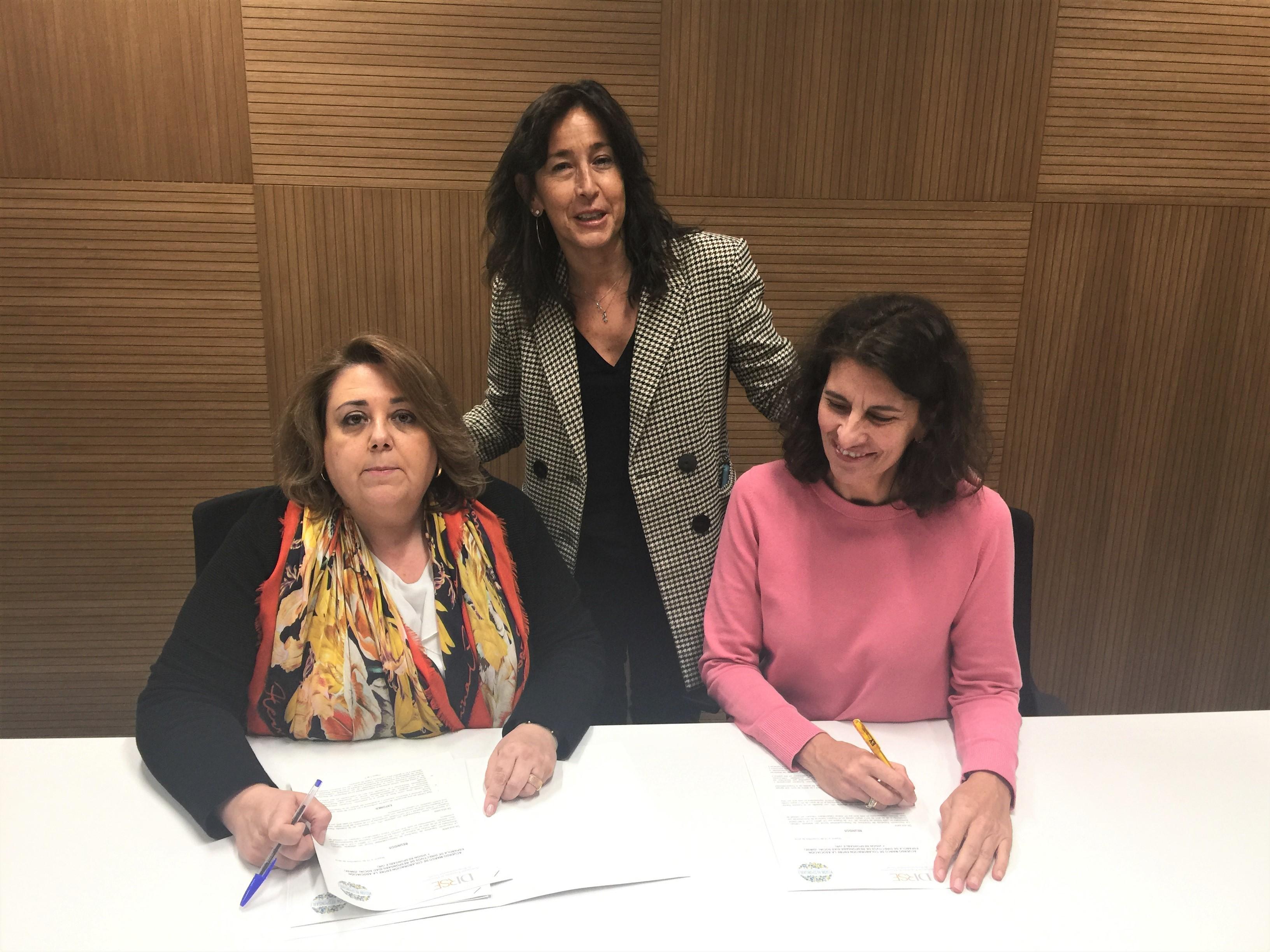 DIRSE y VR sellan su colaboración con la firma de un acuerdo marco