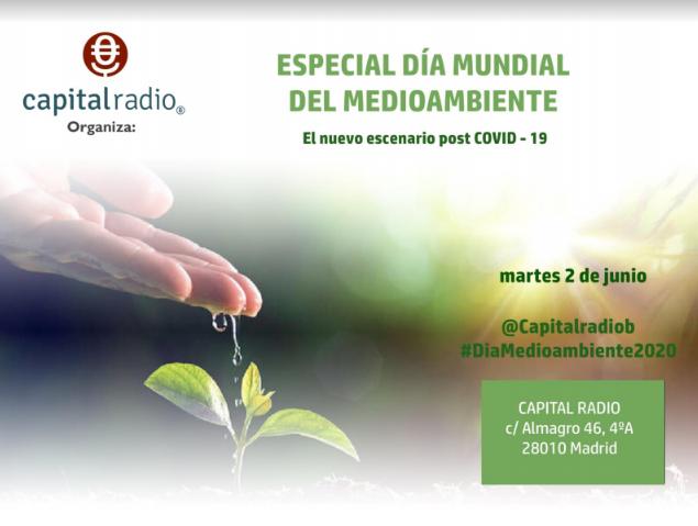 Especial Día Mundial del Medioambiente. El nuevo escenario post COVID-19