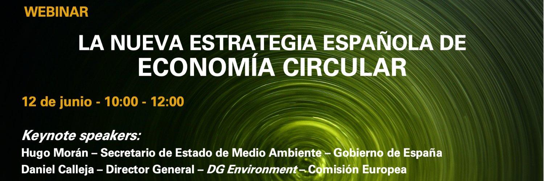 La nueva estrategia española de economía circular