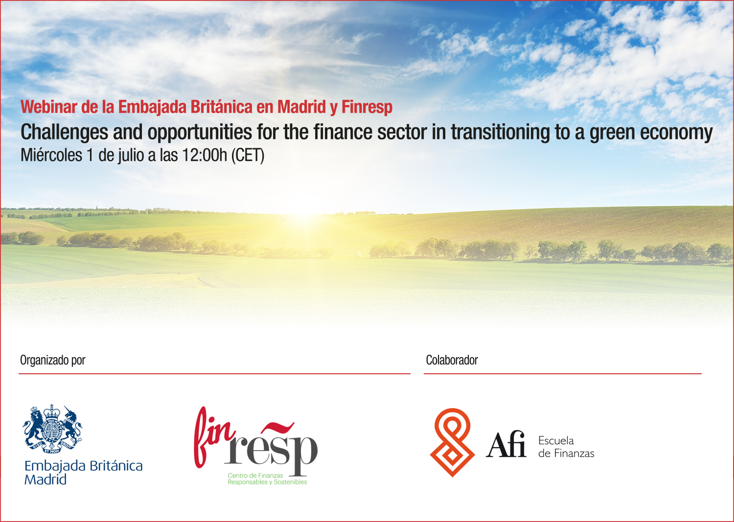 Challenges and opportunities for the finance sector in transitioning to a green economy