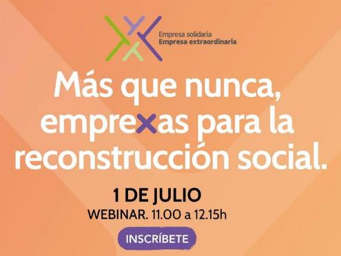 Más que nunca, empresas para la reconstrucción social