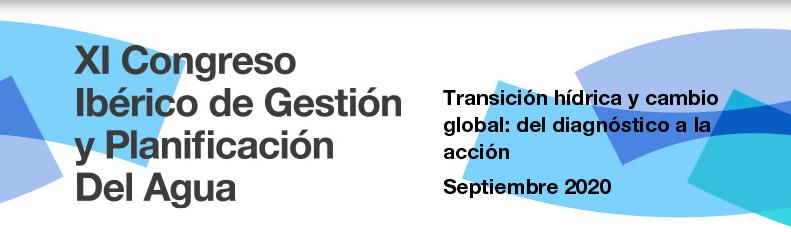 XI Congreso Ibérico de Gestión y Planificación del Agua