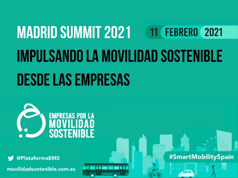 Madrid Summit 2021: Impulsando la Movilidad Sostenible desde las empresas