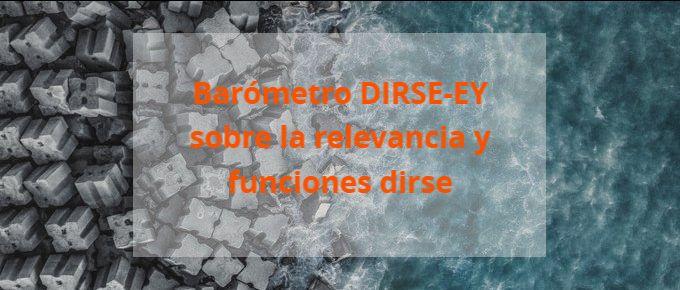 Nace el barómetro DIRSE-EY sobre la relevancia y funciones dirse en el contexto de la COVID-19