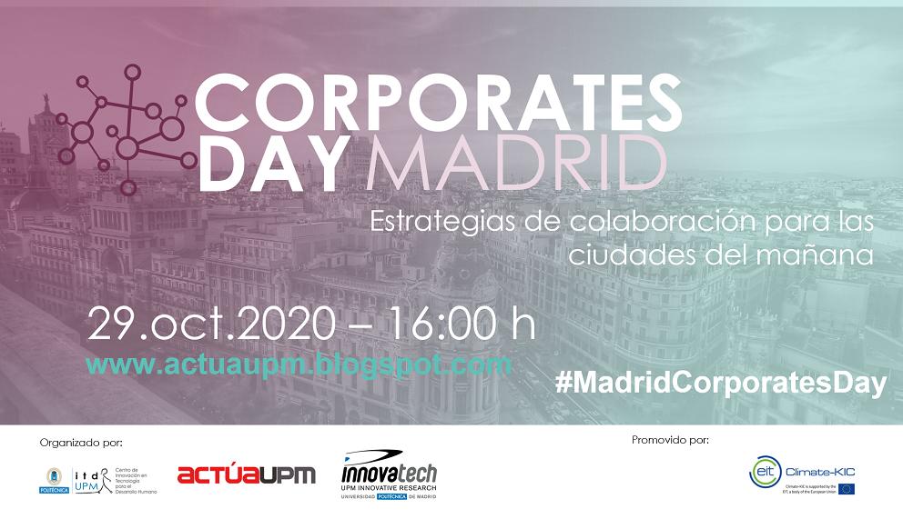 CORPORATES DAY: Estrategias de colaboración para las ciudades del mañana