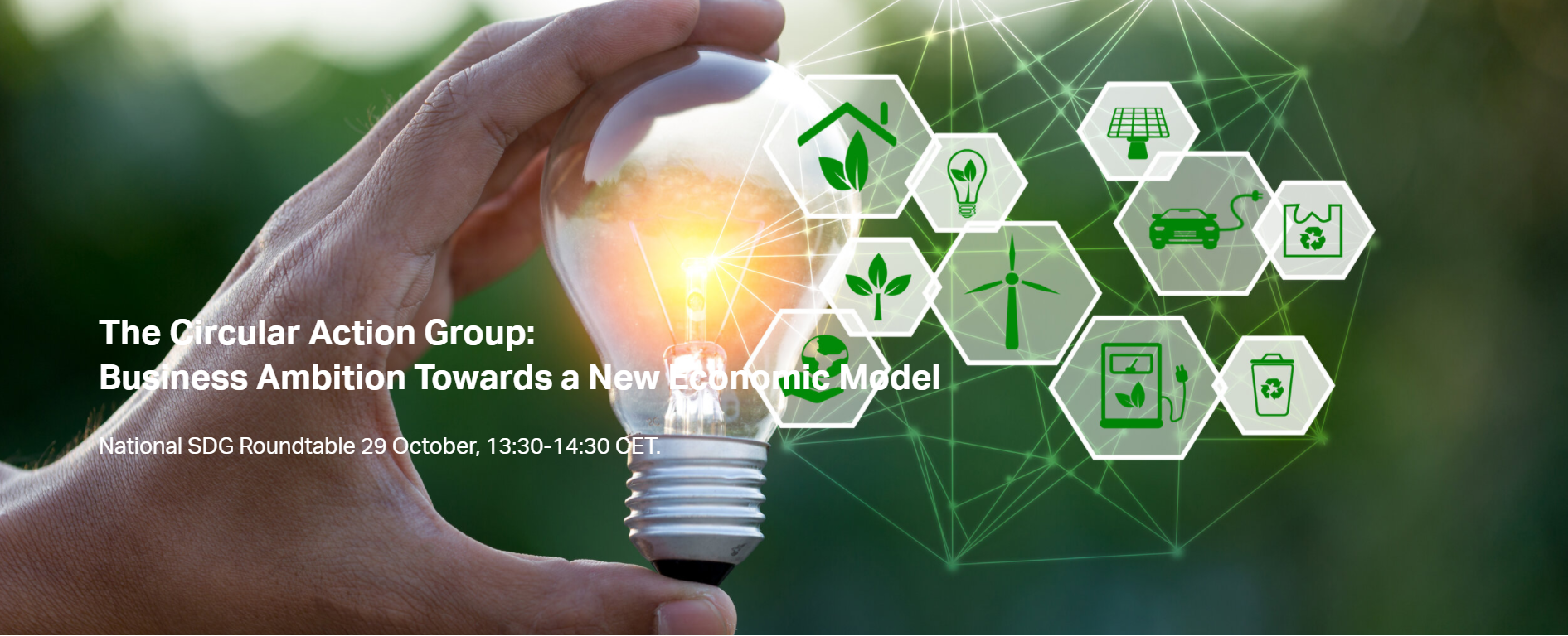 The Circular Action Group: Business Ambition Towards a New Economic Model
