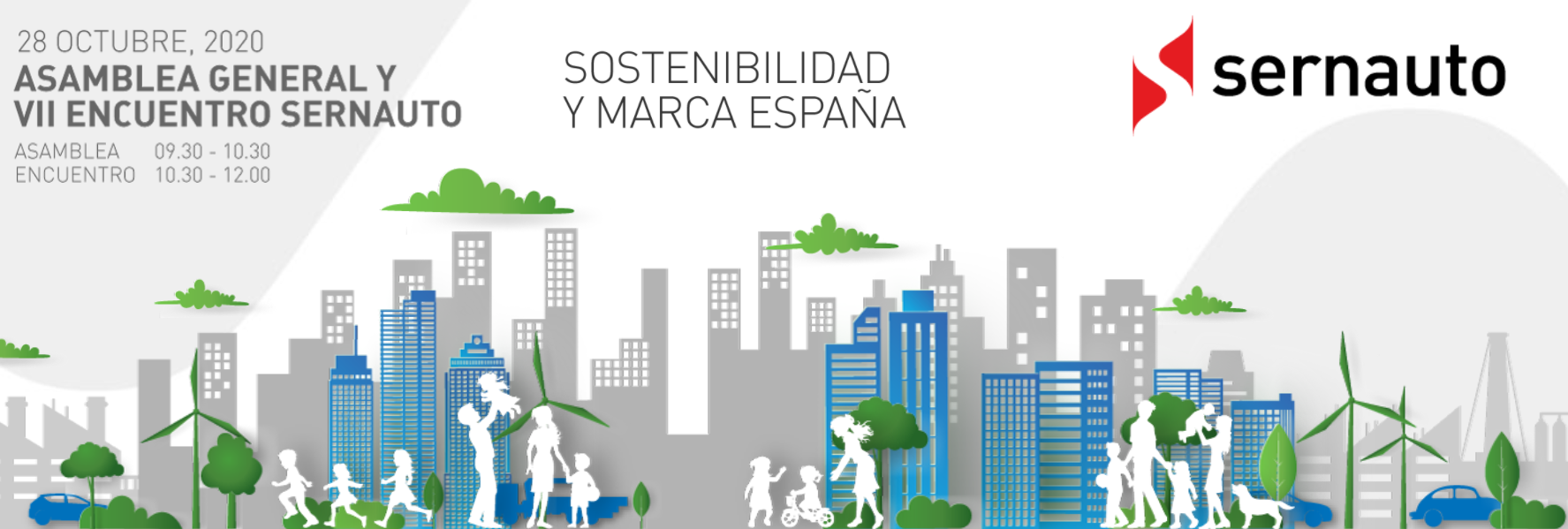 VII Encuentro SERNAUTO: Sostenibilidad y Marca España
