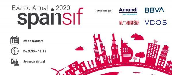 Evento Anual 2020 de Spainsif