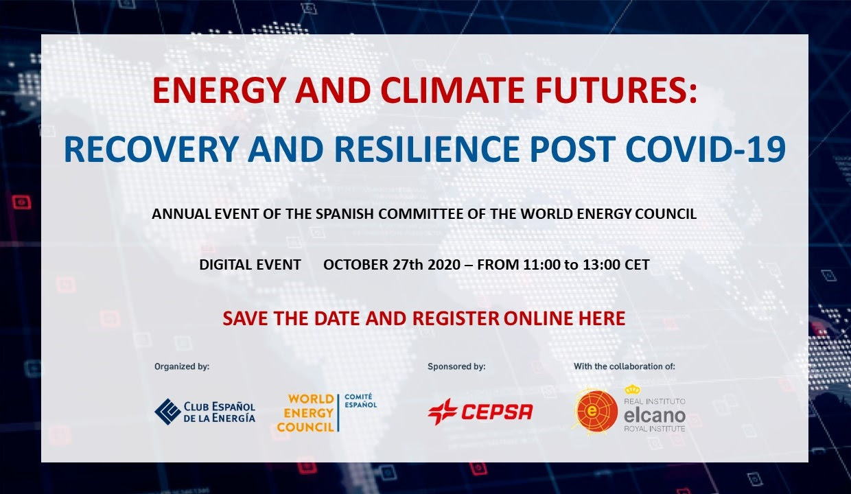 Energy and climate futures: Recovery and resilience post COVID-19