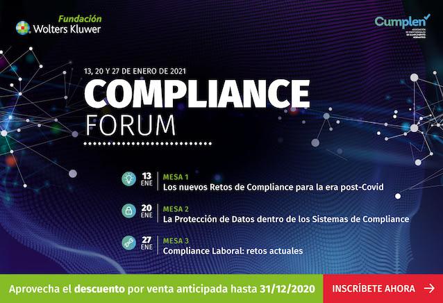 1er Compliance Forum
