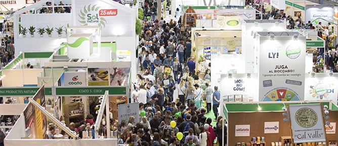 BioCultura Barcelona: Feria de Productos Ecológicos y Consumo Responsable