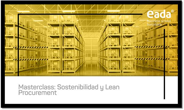 Sostenibilidad Lean
