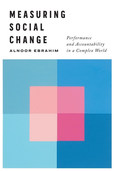 Measuring Social Change: Performance and Accountability in a Complex World (ISTR)