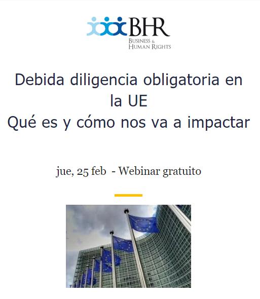 Debida diligencia obligatoria en la UE: Qué es y cómo va a impactar