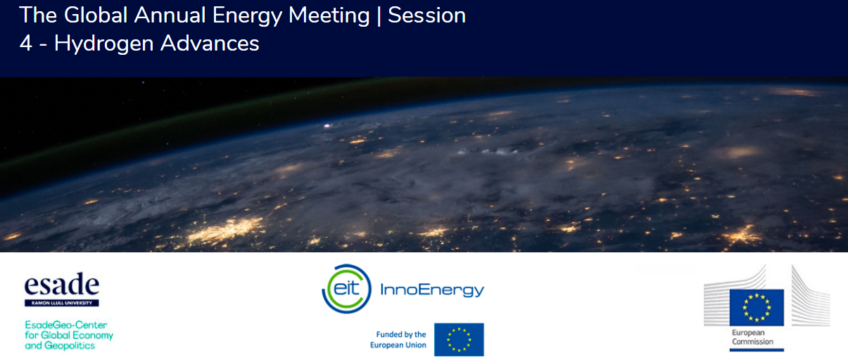 The Global Annual Energy Meeting – 9th edition   Hydrogen Advances: The EU as a Hydrogen Leader