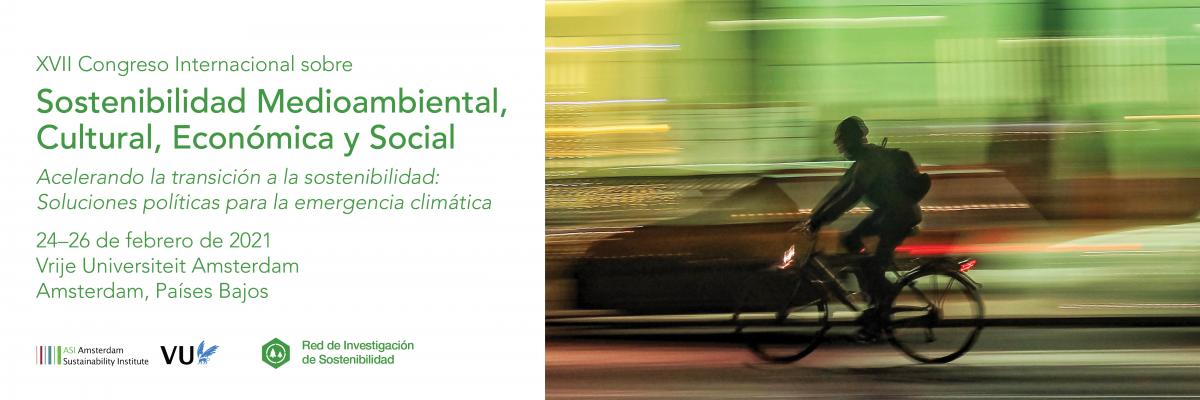 XVII Congreso Internacional sobre Sostenibilidad Medioambiental, Cultural, Económica y Social