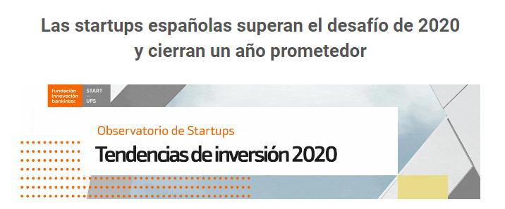 ¿Que se cuece en el ecosistema startup de España?