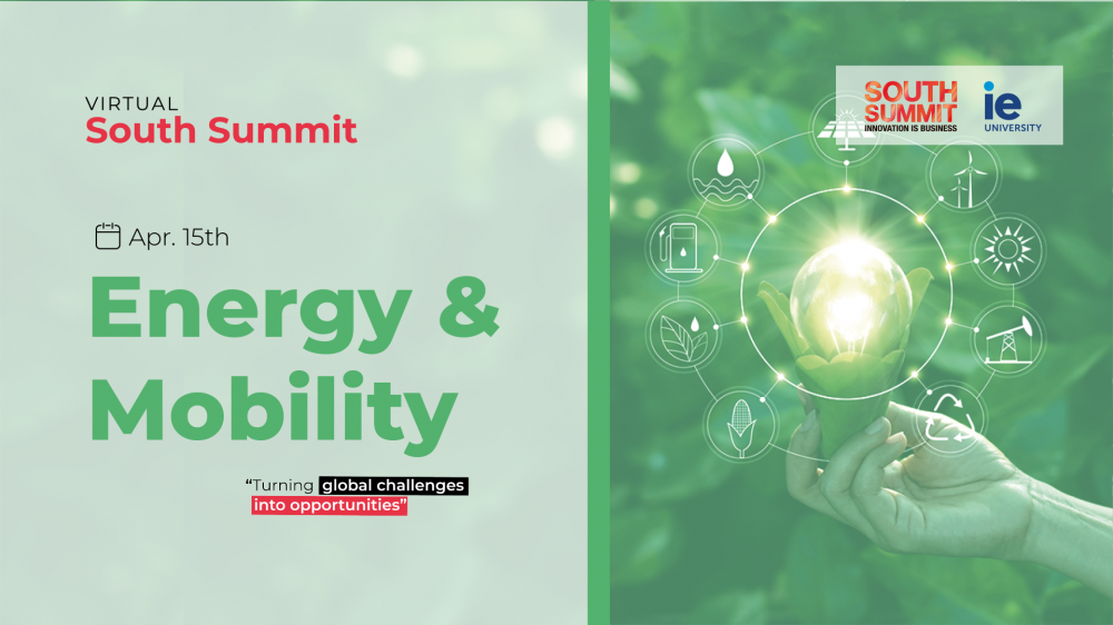 Virtual South Summit – Energy & Mobility
