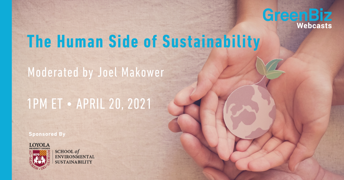 The Human Side of Sustainability