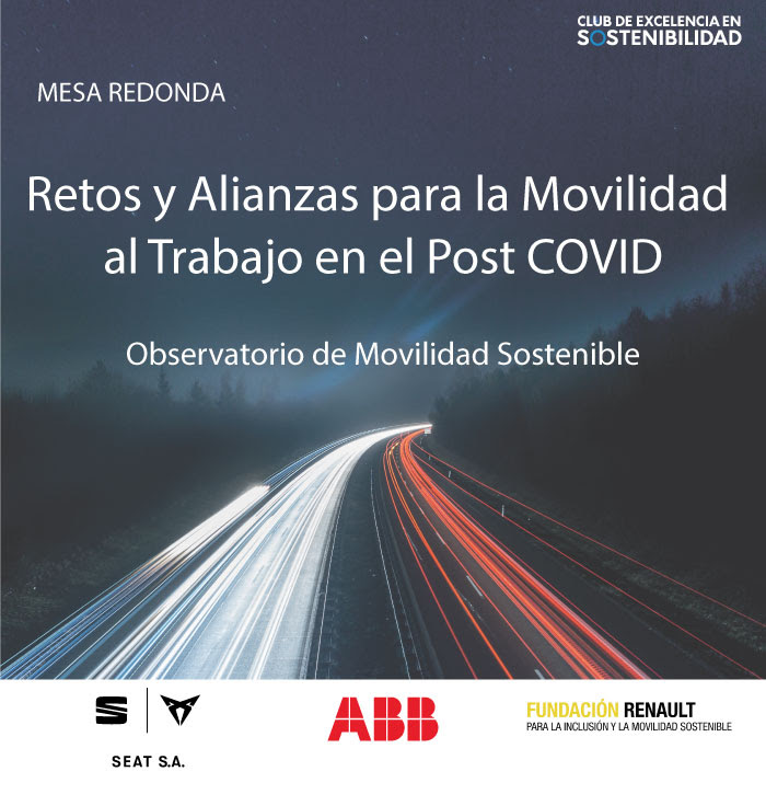 Retos y Alianzas para la Movilidad al Trabajo en el Post COVID