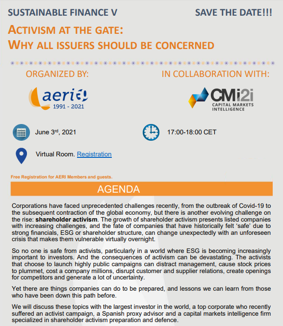 """""""Activism at the gate"""""""