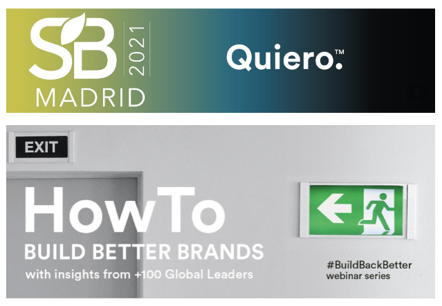 Sustainable Brands: How to BUILD BACK BETTER BRANDS