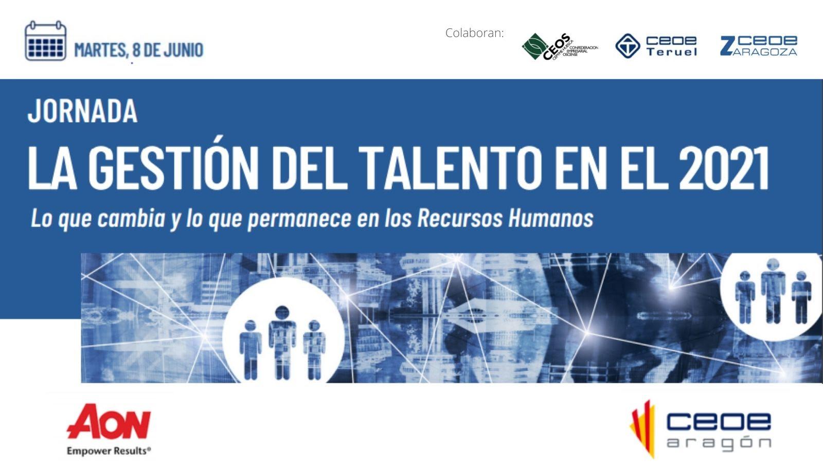 CEOE Aragon la gestion del talento