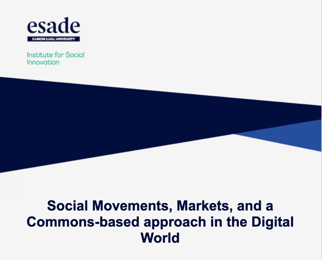 Esade social movements