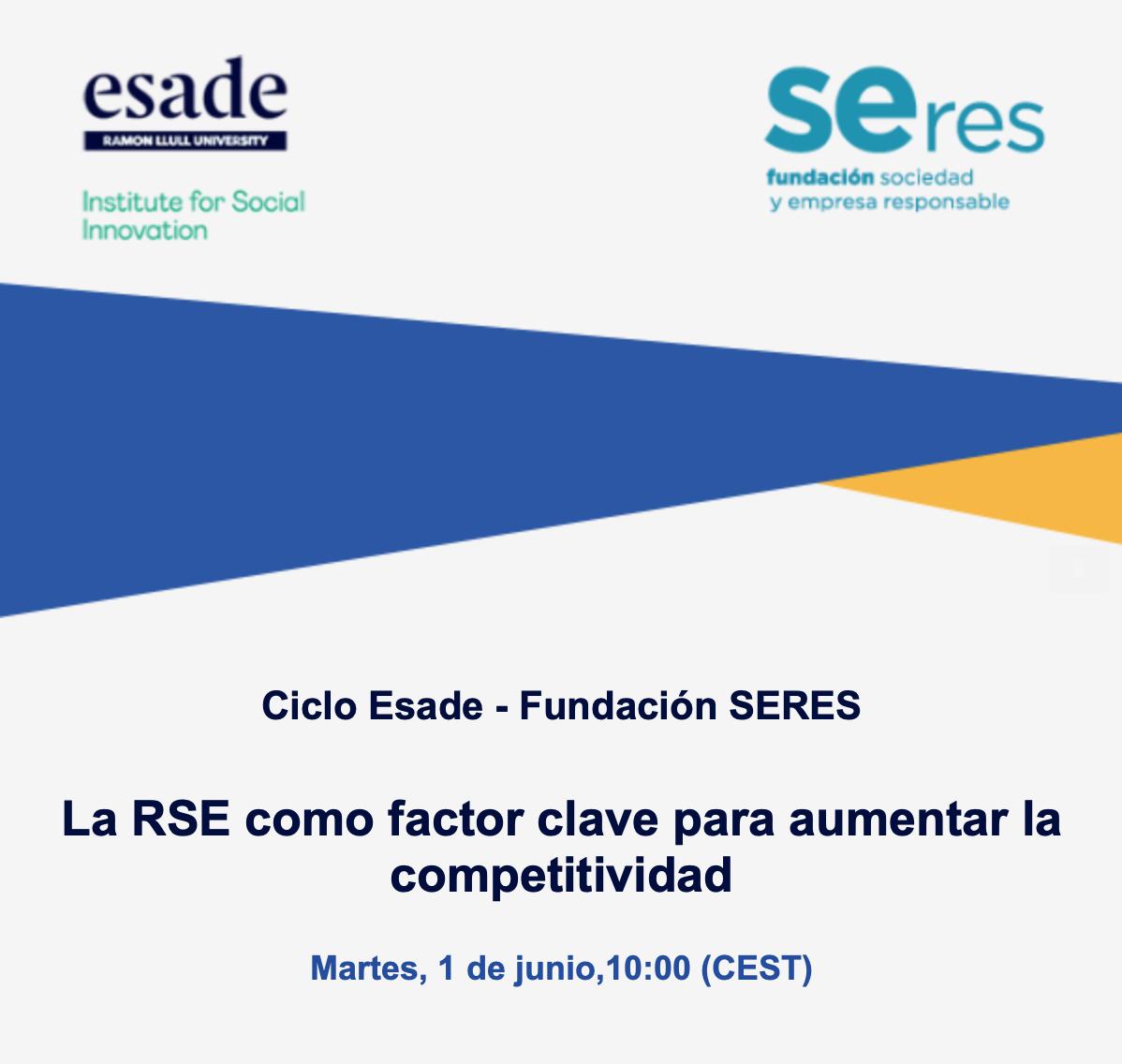 La RSE como factor clave para aumentar la competitividad