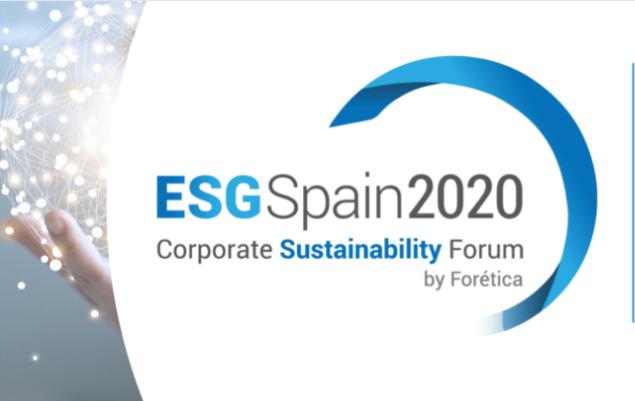 ESG Spain 2021: Corporate Sustainability Forum