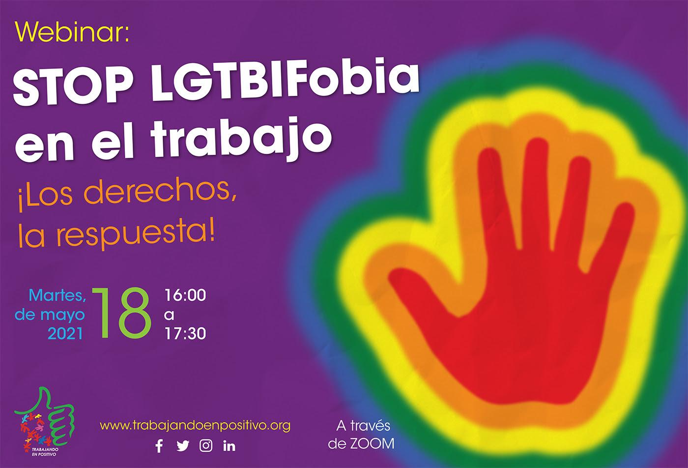 Stop LGTBI fobia