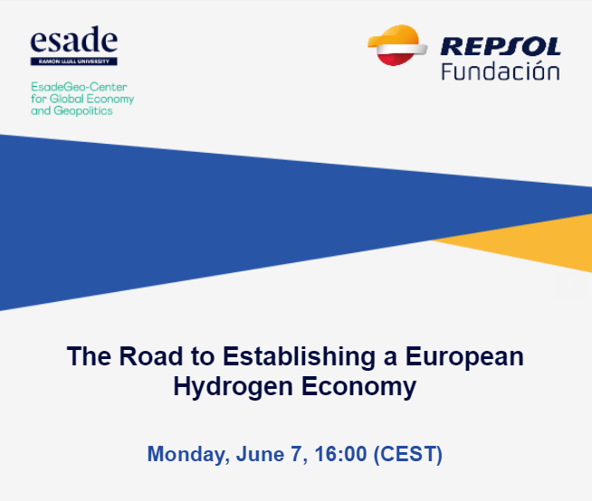 The Road to Establishing a European Hydrogen Economy